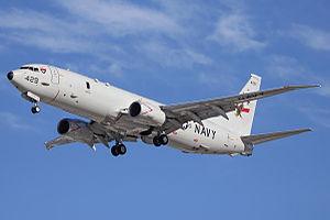 US_Navy_P-8_Poseidon_taking_off_at_Perth_Airport.jpg